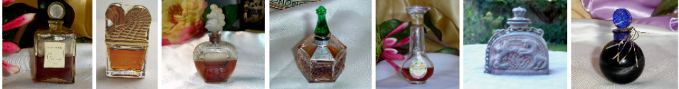 Vintage Perfume Bottles For Sale